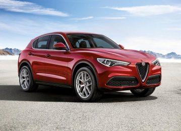 Comprar Alfa Romeo Stelvio en Barcelona
