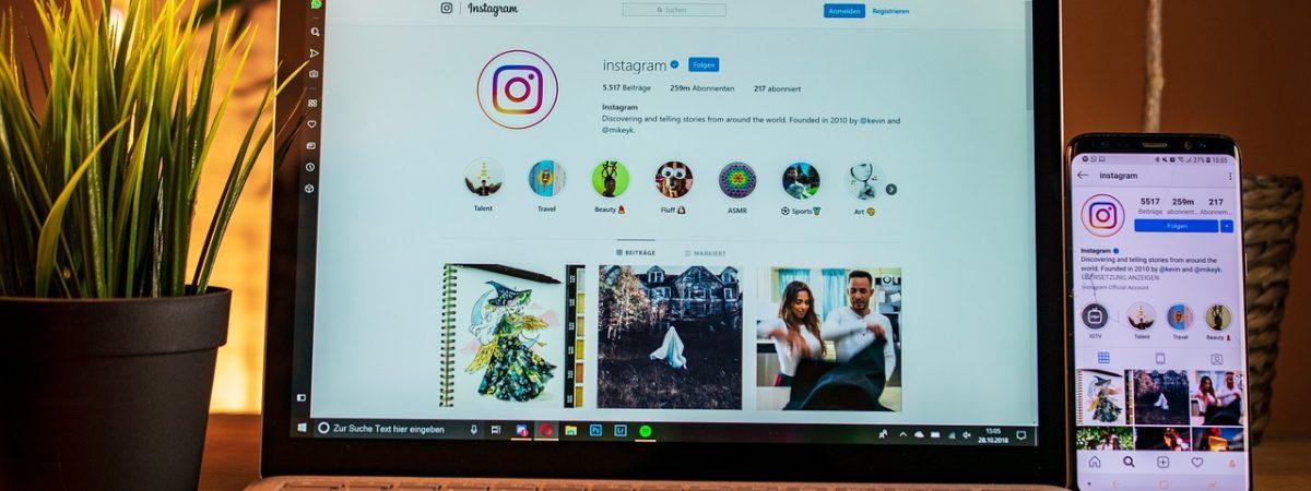 Primeros pasos para hacer marketing en Instagram