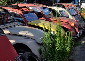 Qué es el desguace de coches