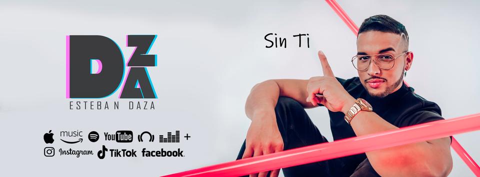 """Conoce el sencillo """"Sin ti"""", Lo nuevo de Esteban Daza"""